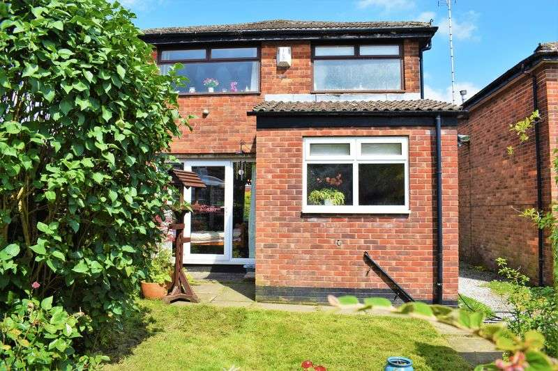 3 Bedrooms Detached House for sale in Hillside Walk, Rochdale