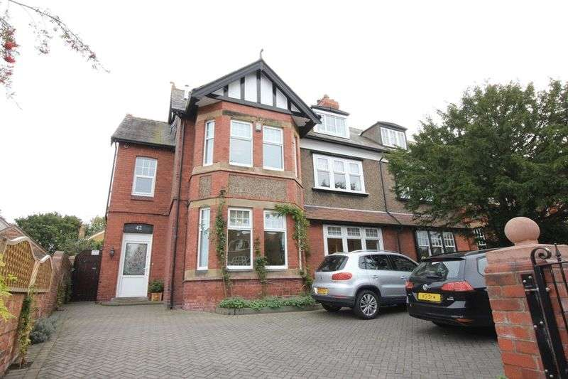 7 Bedrooms Semi Detached House for sale in School Lane, Bidston Village, Wirral