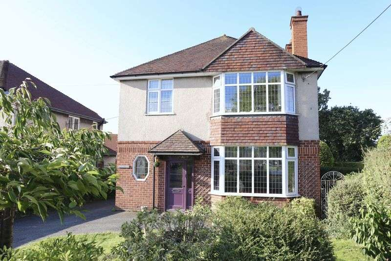 4 Bedrooms Detached House for sale in Upper Denbigh Road, St. Asaph