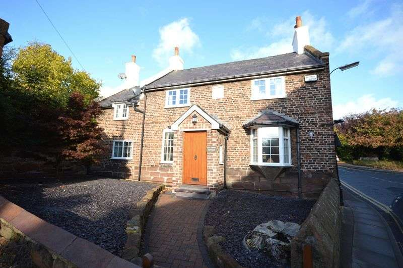 3 Bedrooms Detached House for sale in 'Sycamore Cottage', West Kirby