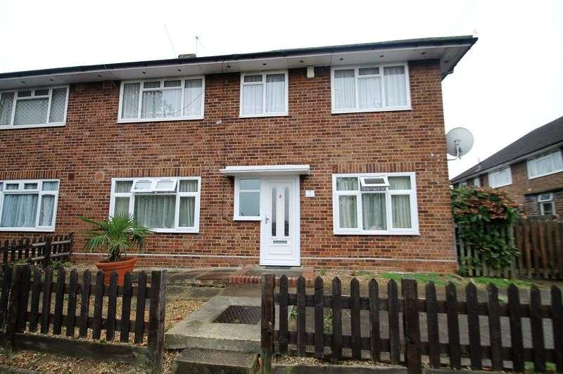2 Bedrooms Flat for sale in Newbury Way, Northolt