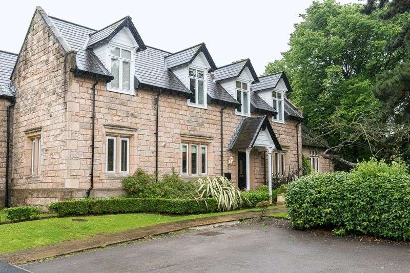 2 Bedrooms Flat for sale in Grammar School Court, Ormskirk