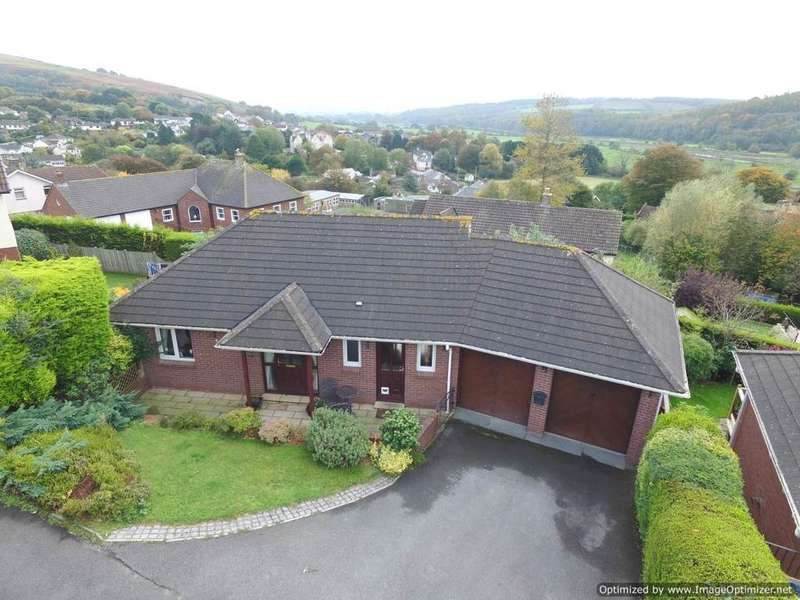 4 Bedrooms Detached House for sale in Deer Wood View, Bishops Tawton