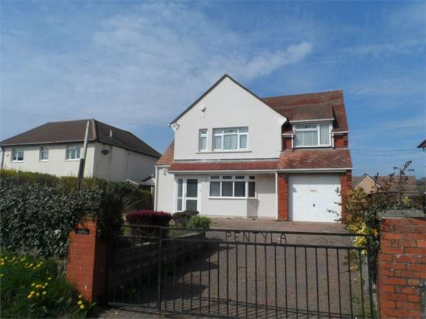 5 Bedrooms Detached House for sale in Pennar Lane, Newbridge, NEWPORT, Caerphilly