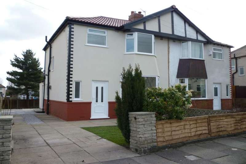3 Bedrooms Semi Detached House for sale in Broadway, Farnworth, Bolton, BL4