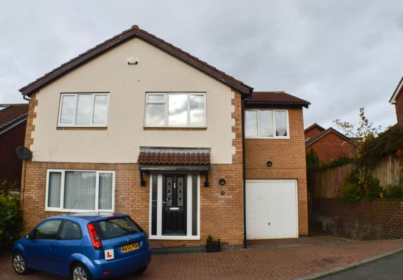 5 Bedrooms Detached House for sale in Beaumont Way, Prudhoe, NE42