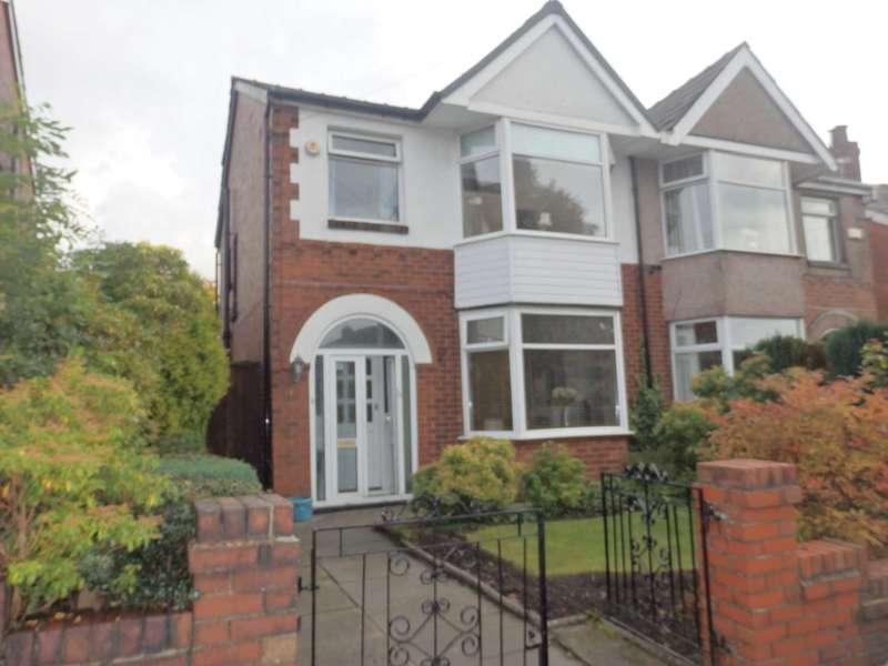 3 Bedrooms Semi Detached House for sale in Graythwaite Road, Heaton