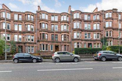1 Bedroom Flat for sale in Tollcross Road, Tollcross, Glasgow, Lanarkshire