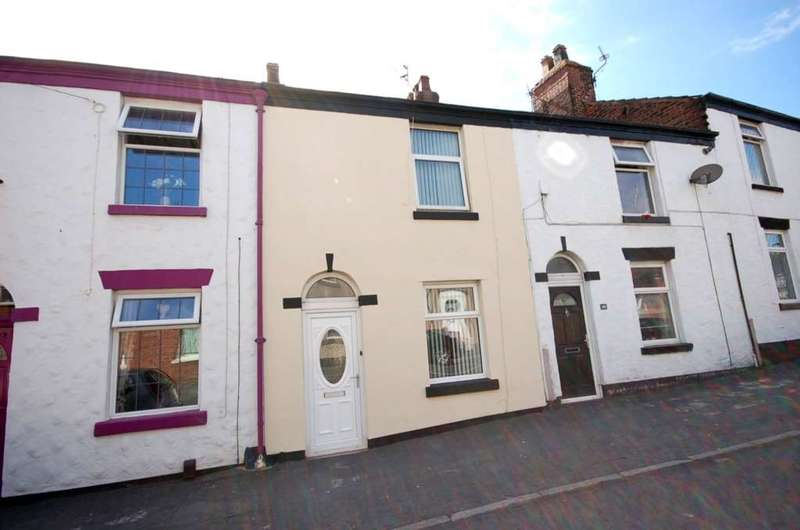2 Bedrooms Terraced House for sale in Garstang Road South, Wesham
