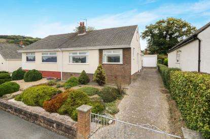 3 Bedrooms Semi Detached House for sale in Ronald Avenue, Llandudno Junction, Conwy, North Wales, LL31