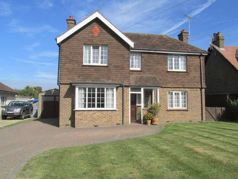 3 Bedrooms Detached House for sale in Chichester Road, Bognor Regis, West Sussex, PO21 5AA