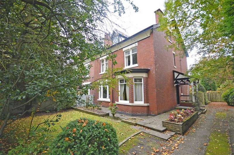 6 Bedrooms Property for sale in THE CRESCENT, Davenport, Stockport, Cheshire, SK3