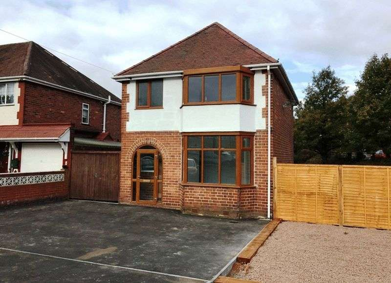 3 Bedrooms Detached House for sale in Parkes Hall Road, Woodsetton