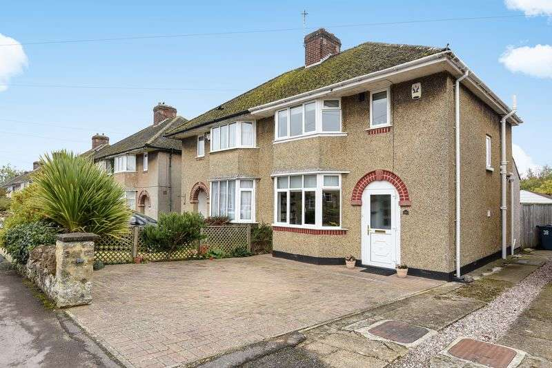 3 Bedrooms Semi Detached House for sale in Ringwood Road, Oxford