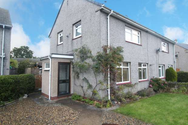 2 Bedrooms Semi Detached House for sale in Sidgate, Hexham, Northumberland, NE47 5AE