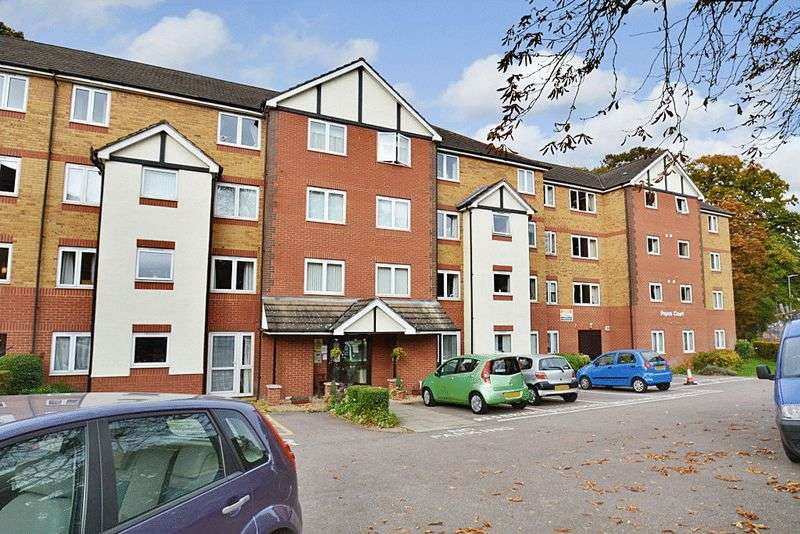 1 Bedroom Retirement Property for sale in Popes Court, Luton, LU2 7GL