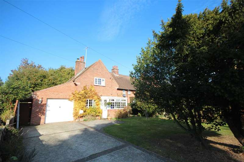 3 Bedrooms Semi Detached House for sale in Station Road, Thorpe-Le-Soken
