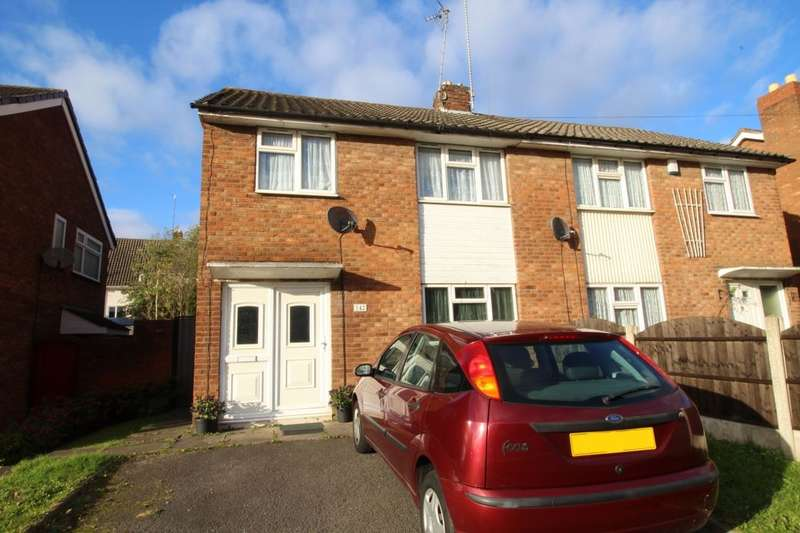 3 Bedrooms Semi Detached House for sale in Russells Hall Road, Dudley, DY1