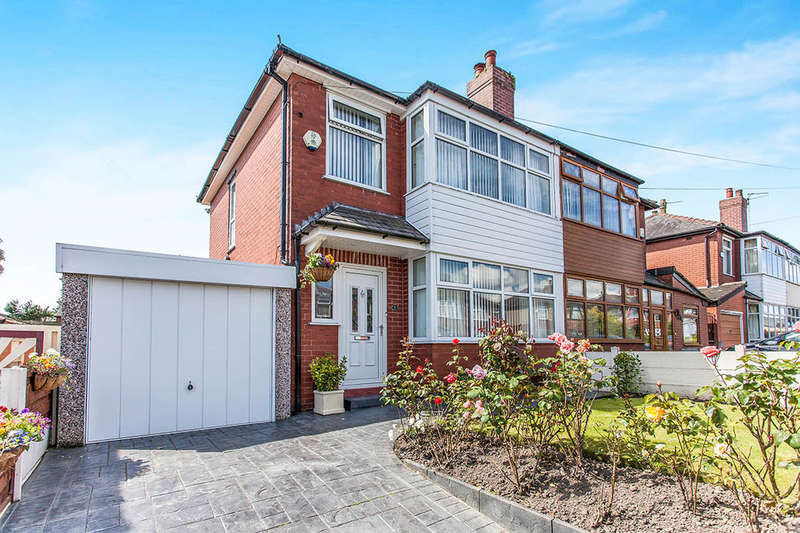 3 Bedrooms Semi Detached House for sale in Forester Hill Avenue, Great Lever, Bolton, BL3