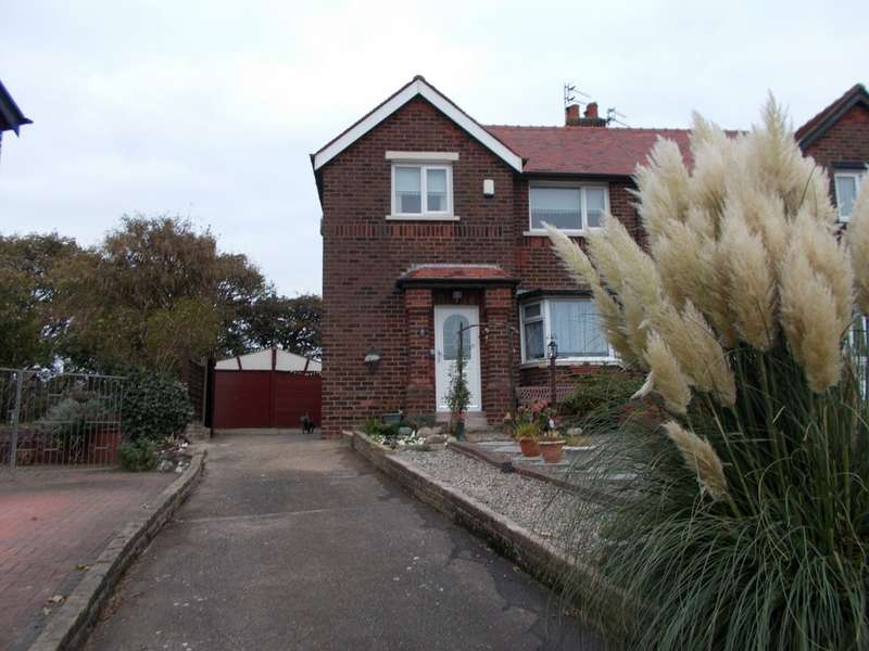 2 Bedrooms Semi Detached House for sale in Bailey Court, Blackpool