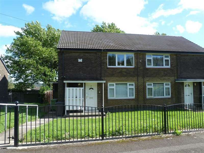 1 Bedroom Flat for sale in Crawthorne Crescent, Deighton, Huddersfield