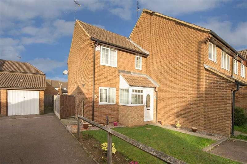 2 Bedrooms Property for sale in Marsom Grove, Luton