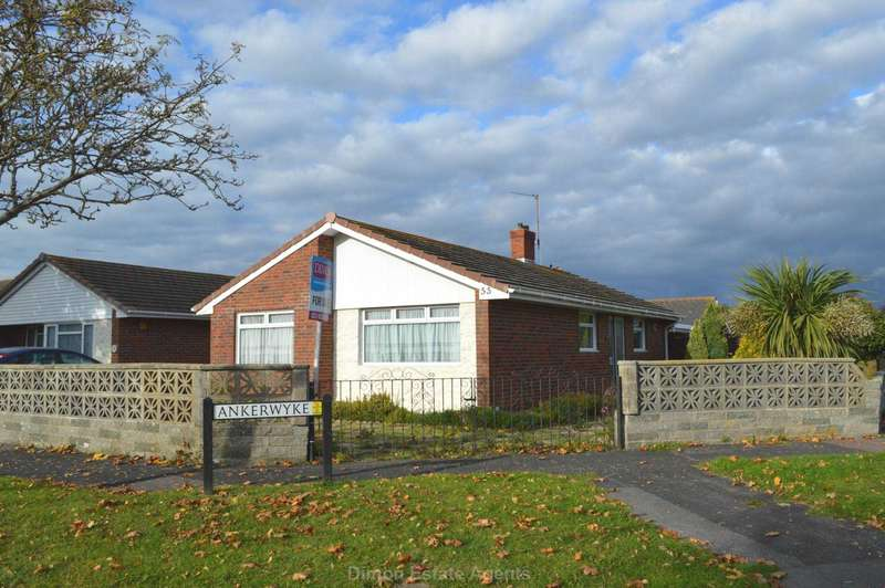 3 Bedrooms Detached Bungalow for sale in Stradbrook, Rowner