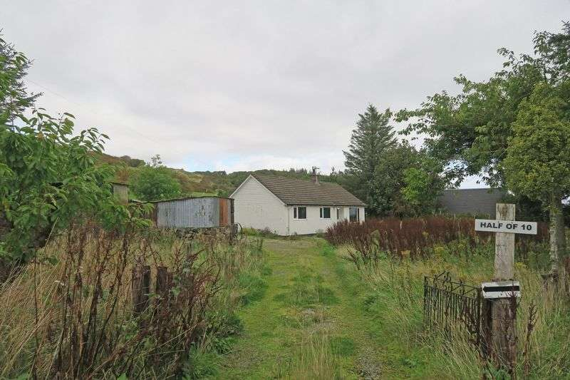 3 Bedrooms Detached Bungalow for sale in VIEWS TO THE SOUND OF SLEAT