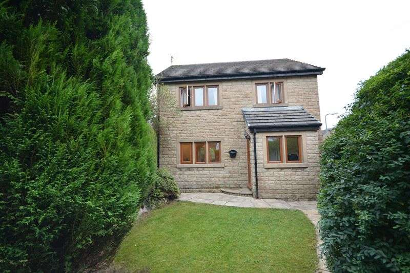 3 Bedrooms Detached House for sale in Hazel Grove, Clayton-le-Moors