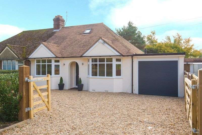 4 Bedrooms Semi Detached Bungalow for sale in Common Road, Kensworth