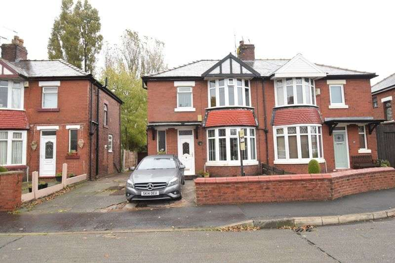 3 Bedrooms Semi Detached House for sale in Northerly Crescent, Manchester