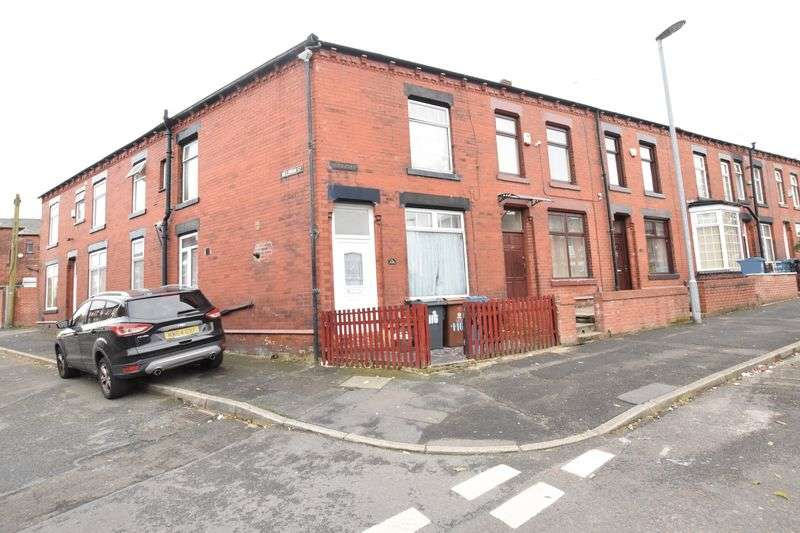 4 Bedrooms Terraced House for sale in Villa Road, Oldham