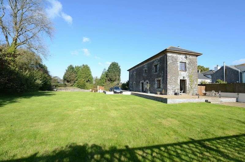 4 Bedrooms Detached House for sale in Gulworthy, Tavistock