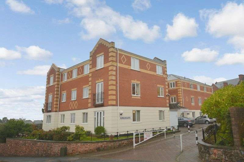 1 Bedroom Retirement Property for sale in Kingsgate, Exeter, EX4 6DH