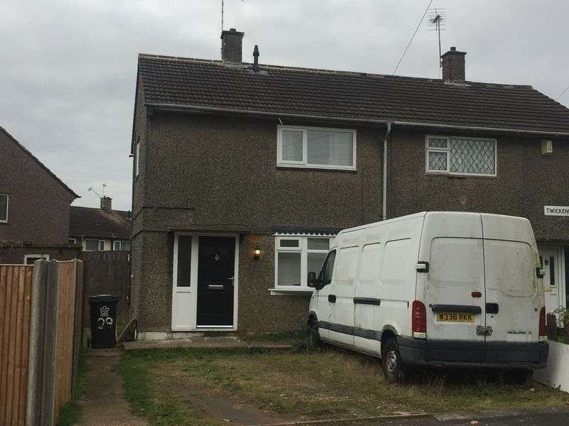 2 Bedrooms Semi Detached House for sale in Swinford Avenue, Eyres Monsell Estate