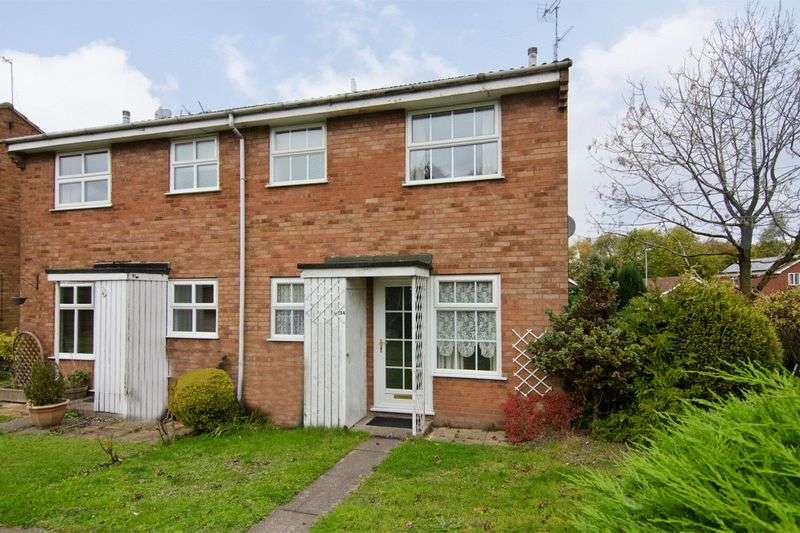 1 Bedroom House for sale in Stagborough Way, Cannock