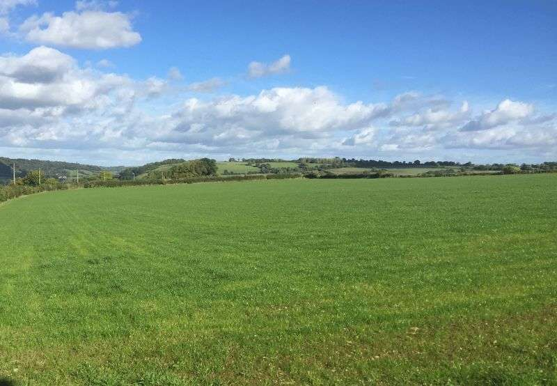 Detached House for sale in Land (3.54 acres) at Middle Twinhoe, Nr. Midford