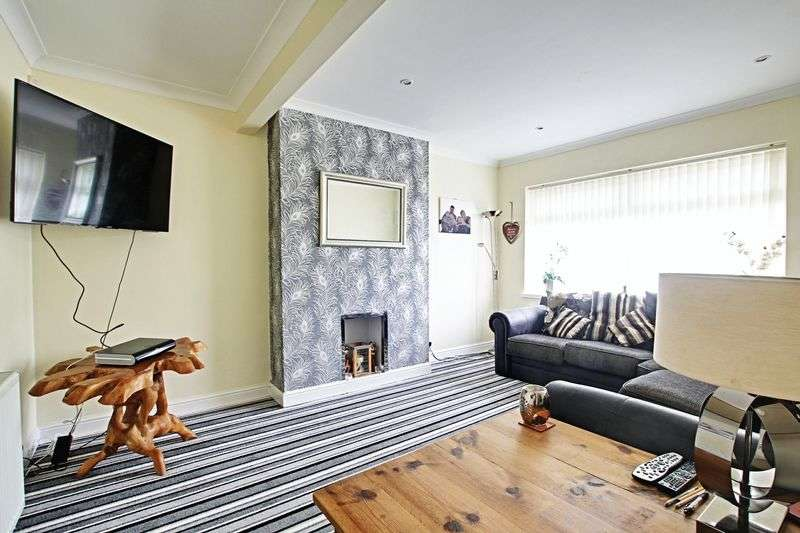 3 Bedrooms Semi Detached Bungalow for sale in St. Martins Road, Thorngumbald