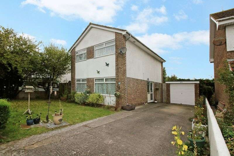 4 Bedrooms Detached House for sale in Yew Tree Gardens, Nailsea