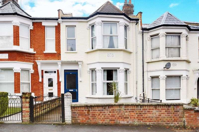 4 Bedrooms Terraced House for sale in Inderwick Road, N8