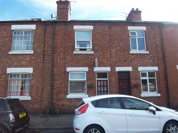2 Bedrooms Terraced House for sale in Osborne Road, Earlsdon, Coventry
