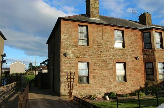 3 Bedrooms Flat for sale in Waterfoot Road, Annan, Dumfries and Galloway