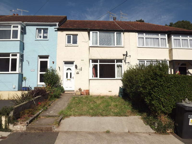 3 Bedrooms Terraced House for sale in Sherwell Valley Road, Chelston, Torquay