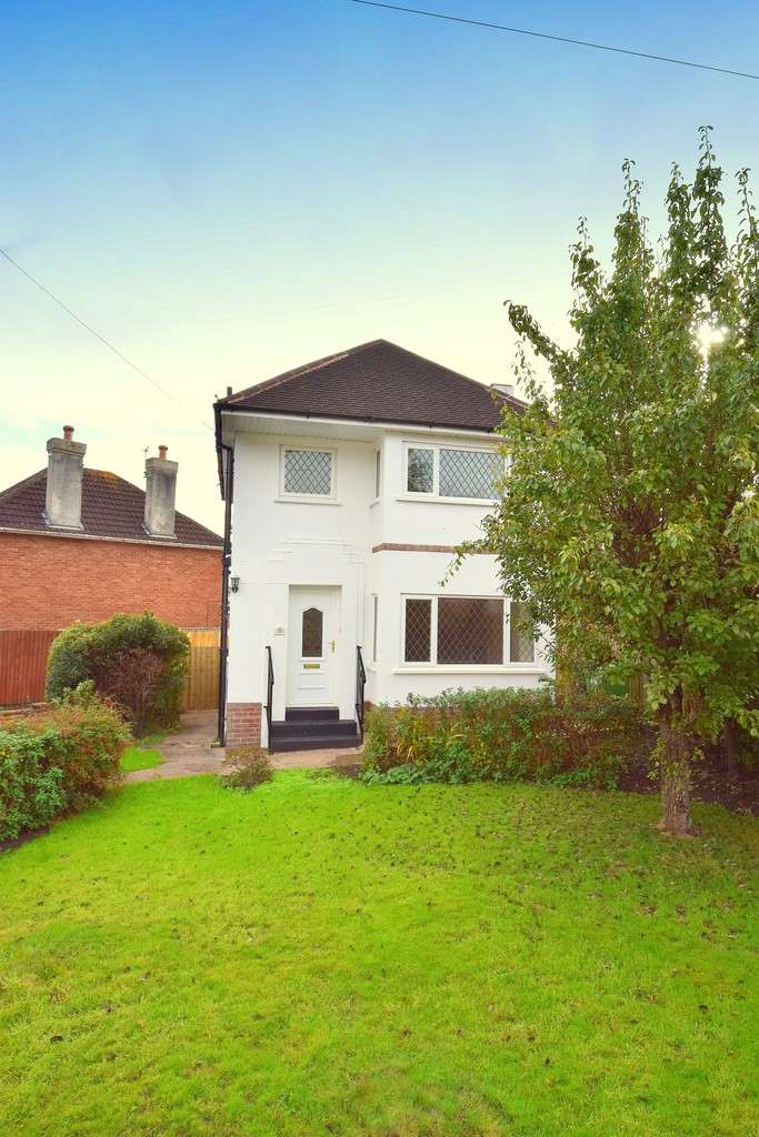 3 Bedrooms Detached House for sale in Isleworth Road, Exeter
