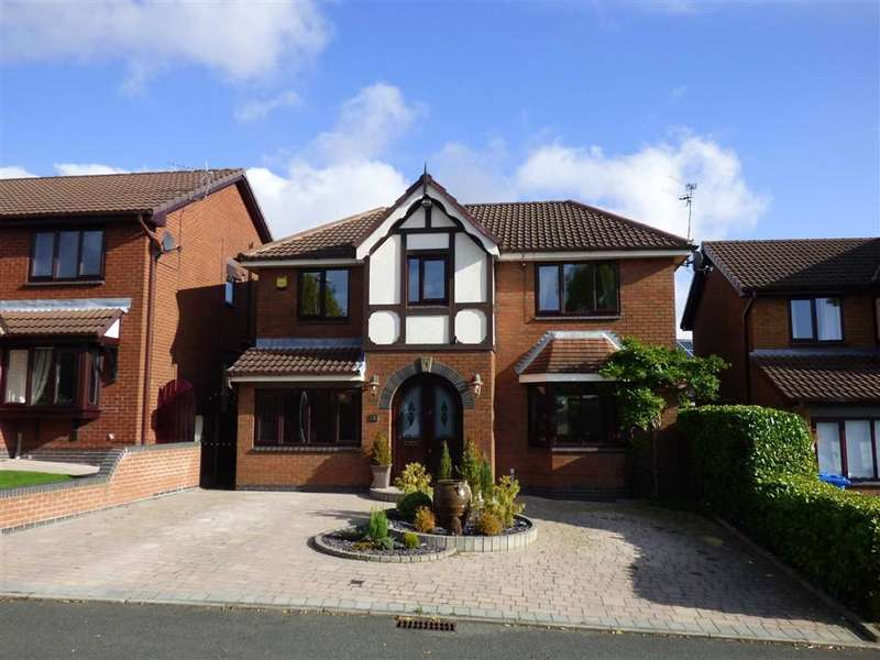 4 Bedrooms Property for sale in Hardrush Fold, Willow Park, Manchester, M35