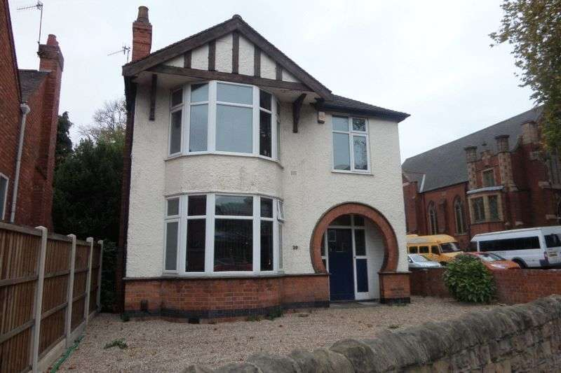 6 Bedrooms Detached House for rent in Derby Road, Nottingham