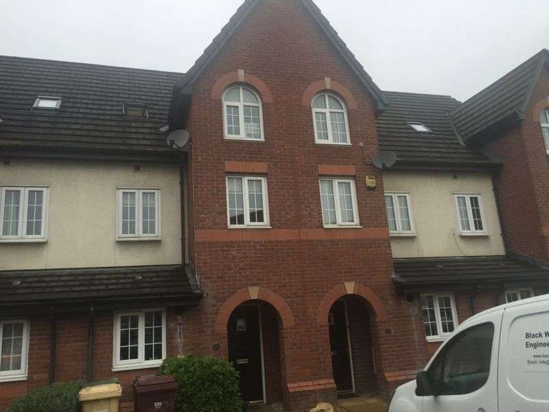 4 Bedrooms Detached House for sale in Anderby Walk, Westhoughton