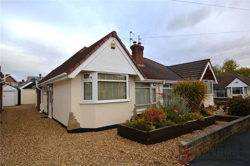 2 Bedrooms Semi Detached Bungalow for sale in Colemere Drive, Thingwall, Wirral