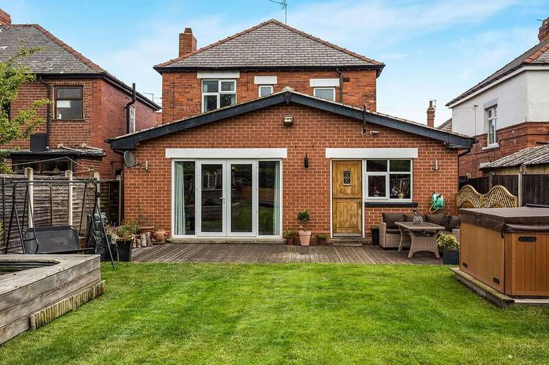 3 Bedrooms Detached House for sale in Hillcrest Road, Wheatley Hills, Doncaster, DN2