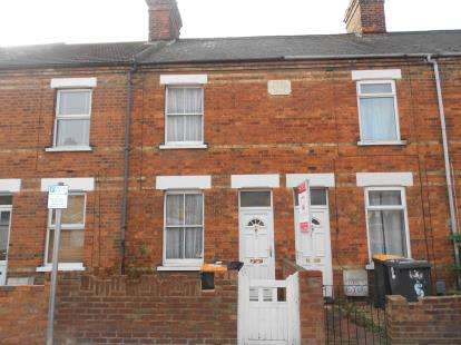 2 Bedrooms Terraced House for sale in Muswell Road, Bedford, Bedfordshire